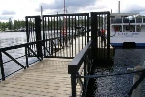 Laukontori laituri satama