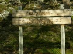 Pielpajärven seutua